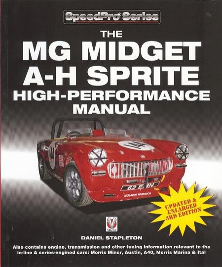 Mg Midget/a-h Sprite High-performance Manual